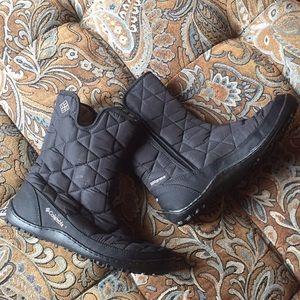 Columbia, 7.5 Women's Minx Slip II Omni-Heat Boot